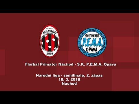 Národní liga PLAY-OFF, 2. semifinále, Náchod - Opava
