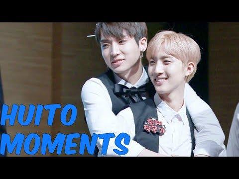 HUITO Moments | Hui & Yuto [PENTAGON] | Fallin' For You