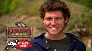 BEST OF THE RAILWAYS - How Britain Worked   Guy Martin Proper