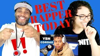 MY DAD REACTS TO YBN CORDAE FUNK FLEX | #Freestyle130 REACTION