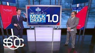 Mel Kiper predicts Josh Allen No. 1 to Browns in first mock draft   SportsCenter   ESPN