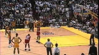 Lakers Vs Bulls 1991 NBA Finals (Part 2)