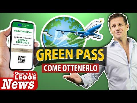 GREEN PASS: come partecipare a feste, eventi o viaggi   Avv. Angelo Greco