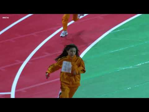 [4K] 190107 아이즈원(IZONE) 아육대 계주 결승 직캠