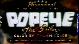 Popeye the sailor - ASSAULT AND FLATTERY