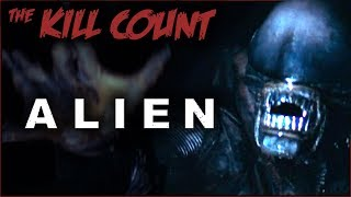 Alien (1979) KILL COUNT