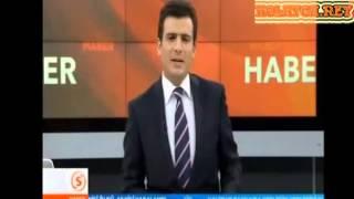 Samanyolu Canlı Yayında Bayılan Spiker Cihan Demir 01.12.2013