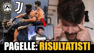 CORTO MUSO! 🐴 Partita TREMENDA, salvati dalla doppietta di Ronaldo // Pagelle Udinese Juventus 1-2