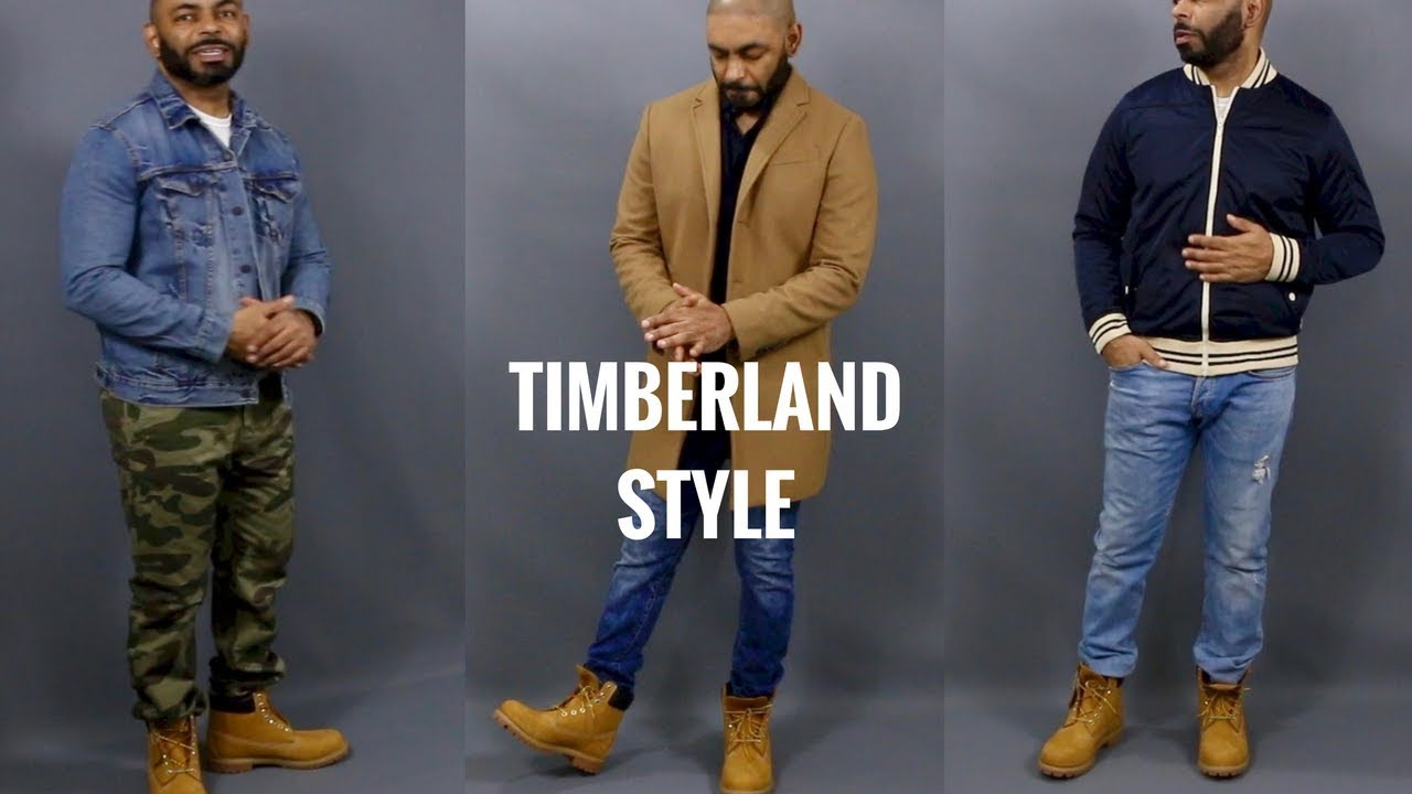 Ways to Wear: Timberland Boots