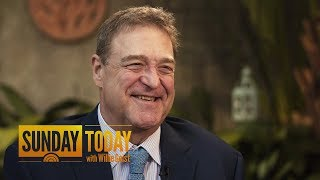 John Goodman On 'Roseanne' Reboot: The Cast Is 'Grateful' To Be Back | Sunday TODAY