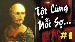 LAYERS OF FEAR #1: TÈ RA QUẦN VỚI CON GAME KHỦNG KHIẾP !!!