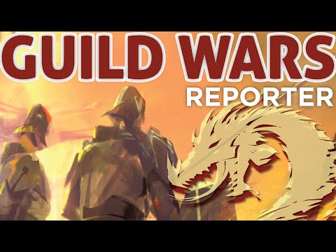 Guild Wars Reporter 202 - I Could Use a Golden Lazy River
