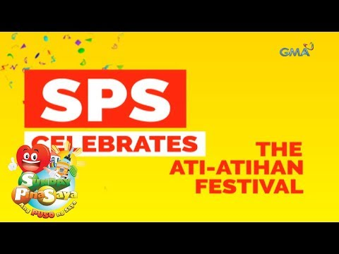 Sunday PinaSaya: SPS celebrates the Ati-Atihan Festival | Teaser