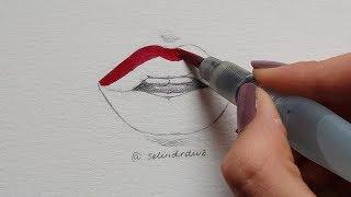 ODDLY SATISFYING ART  😍😍 🎨🖍