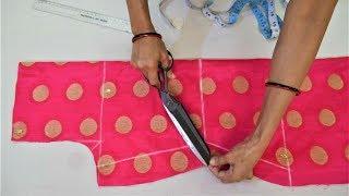 Suit/Kameez Cutting Very Easy Method Step By Step