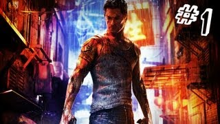 Sleeping Dogs - Gameplay Walkthrough - Part 1 - IT'S SIMPLE, WE STEAL THE GROCERIES (Video Game)
