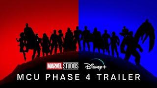 MCU Phase 4 (2021-2023) | ULTIMATE TRAILER | Marvel Studios & Disney+