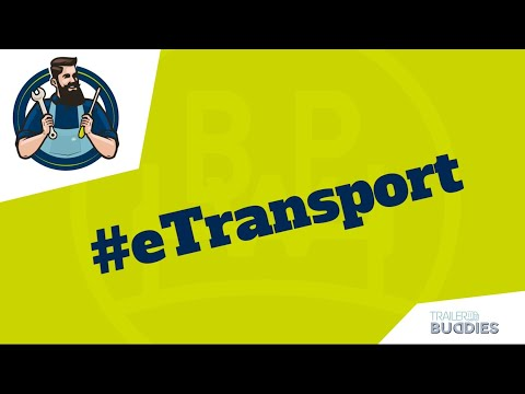 BPW TrailerBuddies #eTransport
