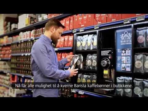 Friele Barista Kaffekvern i butikk