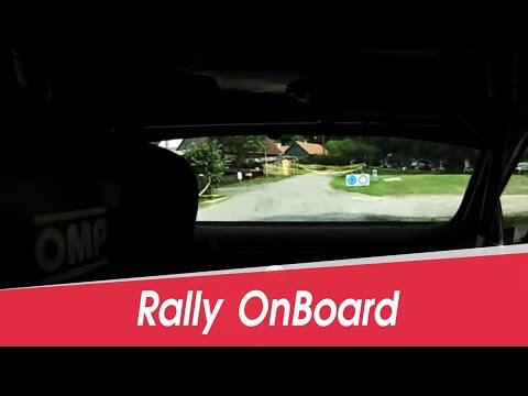 Barum Czech Rally Zlín 2017 - Onboard Daniel Landa - RZ 14 [CRASH]