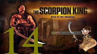 Let's Play The Scorpion King Part 14: HAKKU MACENTE!!!