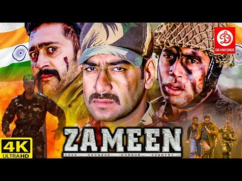Zameen - Bollywood Action Movies | Ajay Devgn, Abhishek Bachchan & Bipasha Basu Superhit Hindi Movie