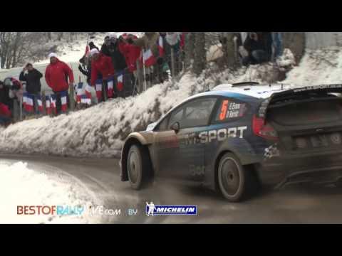 WRC Rallye Monte Carlo 2015 - Day 2
