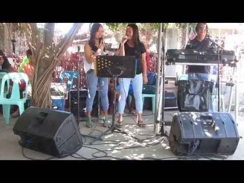 Balbalatong by Bobby Yacapin - Ilocano Song- Live Band Performed by Gemma & Jenalyn