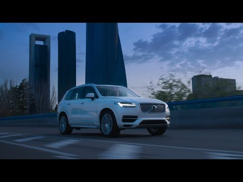 Volvo Car Sverige – Alla modeller som laddhybrider