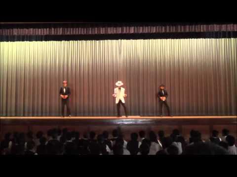 AK-Jacksons School Festival 文化祭 マイケルジャクソン