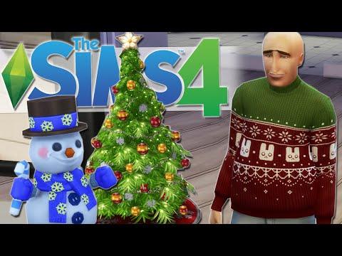 Baixar FREE CHRISTMAS DLC   The Sims 4 Gameplay #25