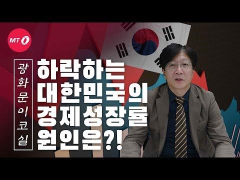 [광화문이코실]EP18.대한민국 경제성장률 하락 원인은?