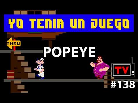 Yo Tenía Un Juego TV #138 - Popeye (Arcade)