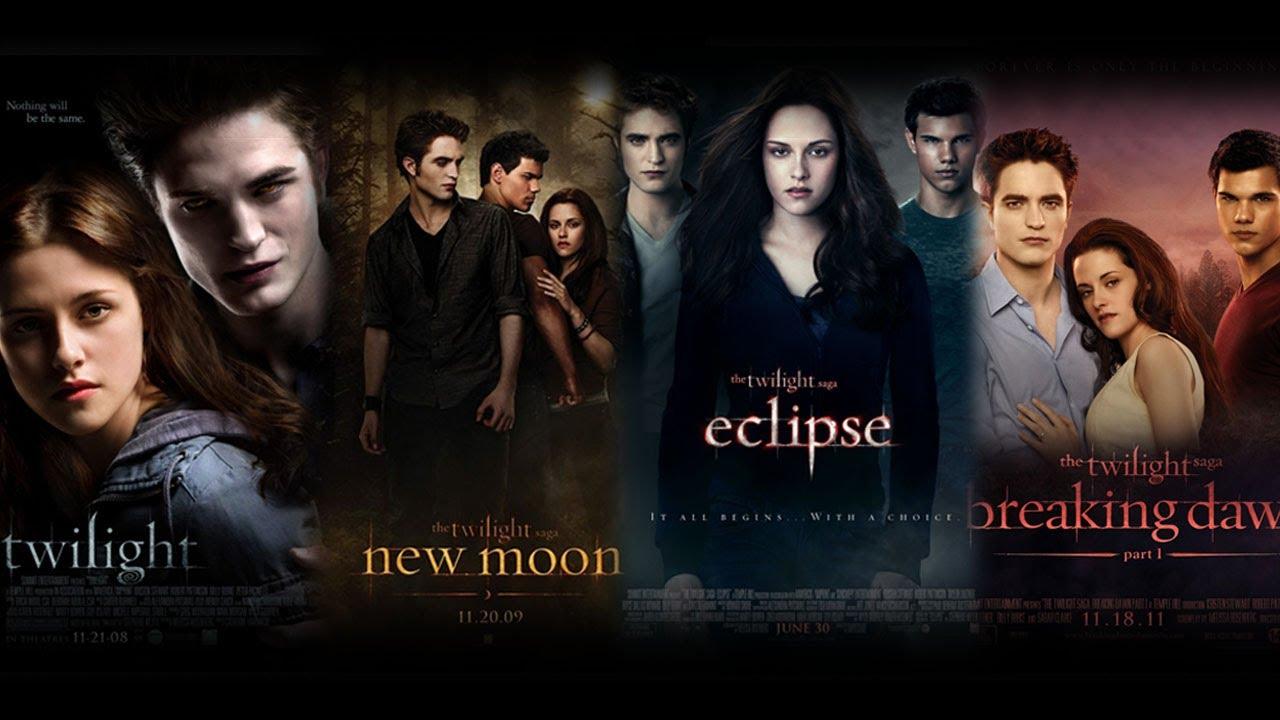 Twilight Saga Reihenfolge