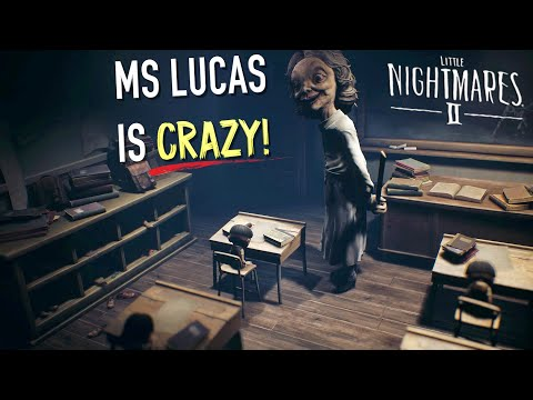 FUNNY   THE LITTLE NIGHTMARES 2  FULL GAMEPLAY #1
