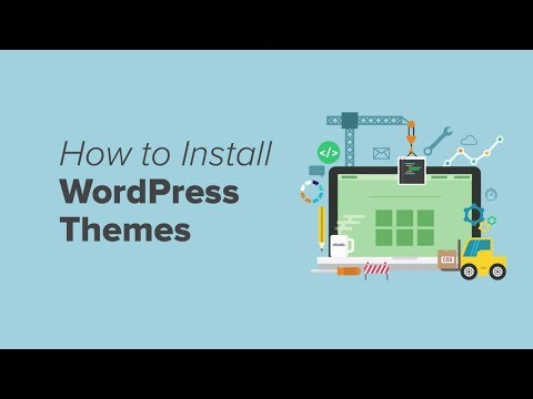 Beginners Guide How to Install a WordPress Theme