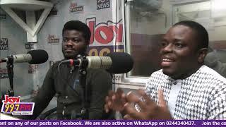 #JoySMS on Joy FM (20-5-19)