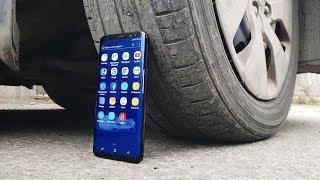 EXPERIMENT: CAR VS SMARTPHONE