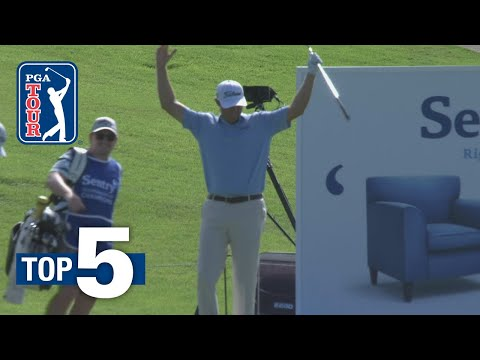 Patton Kizzire?s 186-yard ace leads Shots of the Week 2019