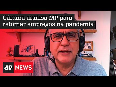 Christino Áureo: 'Temos a consciência de que a minirreforma trabalhista será aprovada em agosto'