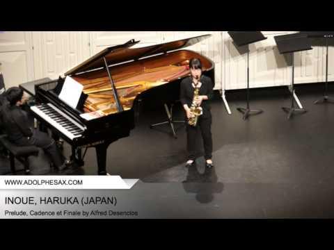 Dinant 2014 - Inoue, Haruka - Prelude, Cadence et Finale by Alfred Desenclos