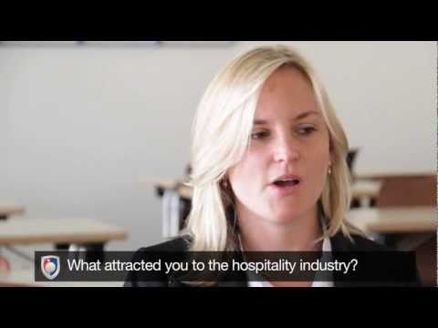 Glion Institute of Higher Education - Student Testimonial (Johanna)