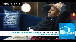 Celebrity Big Brother   Sunday Eviction Recap Podcast with Ian Terry