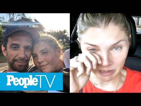Nick Cordero's Wife Breaks Down In Tears As She Reveals His Condition Is 'Going Downhill' | PeopleTV