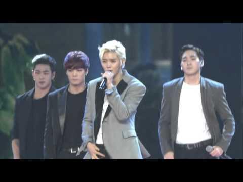 151205 Migu Music Awards with NU'EST - Hello + Action