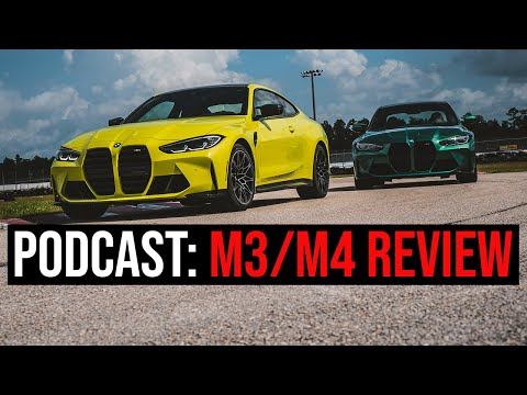 Joe Achilles joins BMWBLOG Podcast to talk about the BMW M3 and M4