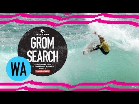 Stop #3, WA - Rip Curl GromSearch 2016 - Australian Series
