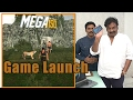 Mega 150 game launch by VV Vinayak and Dil Raju -Megastar Chiranjeevi