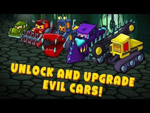 Car Eats Car 3 – Racing Game |  iPhone/iPad & Android GamePlay