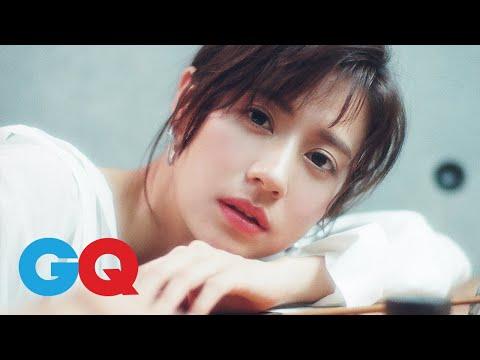 她的美不是你想的那樣《與惡》林予晞:「性感,是兩人的共鳴」|GQ Beauty